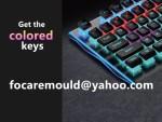 Molde de tapa de teclado 2k