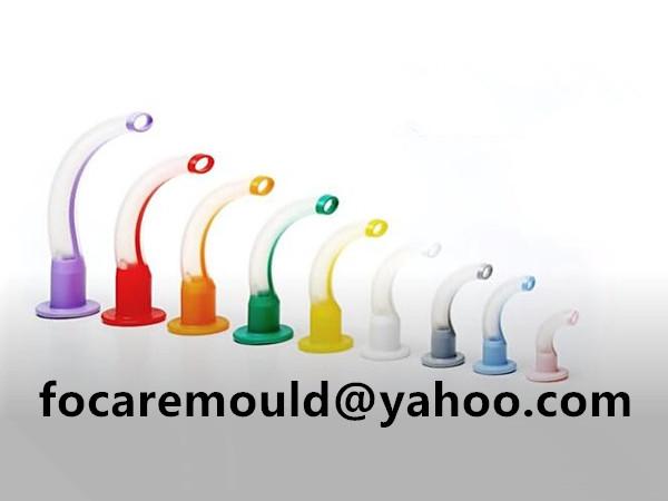 Molde de vias respiratorias de dos inyeccion