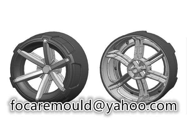 2k ruedas para coche de juguete