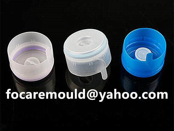 molde de tapa de 5 galones de 2 componentes
