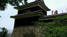 本丸の隅櫓