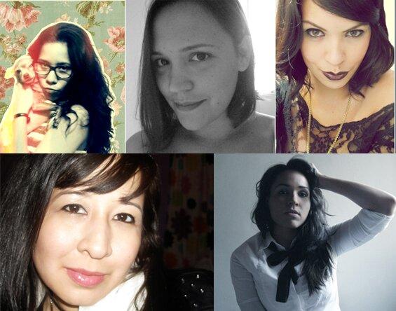 Poetas Venezolanas Hoy, selección hecha por Dira Martinez Mendoza