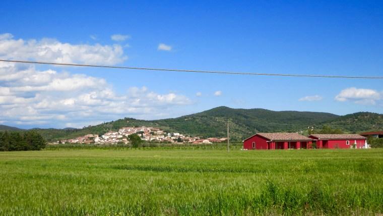Pueblo toscano