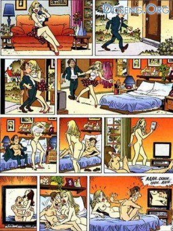 Немного комикса ;)