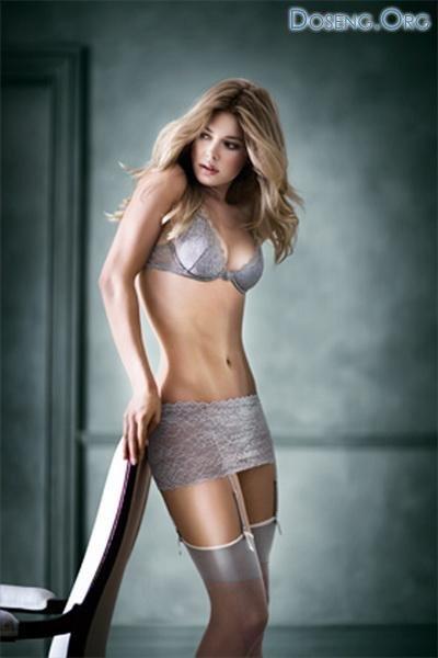 Даутцен Крез (Doutzen Kroes), фотографии из каталога Supermodel Obsession