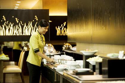 Restauran Hotel Santika BSD City (Dok. Santika Hotel)