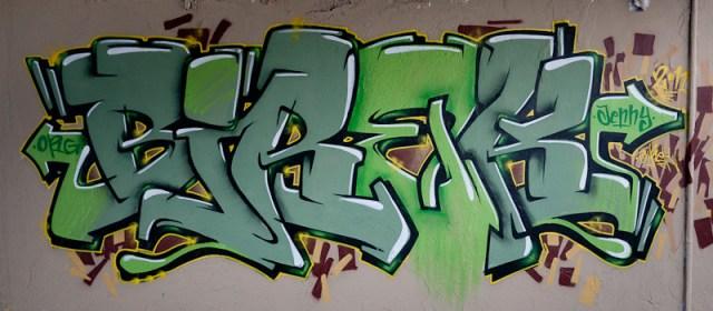 Graffiti Mainz-Kastel 4