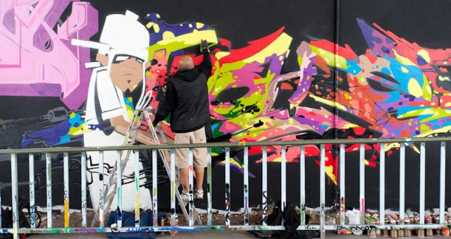 Meeting of Styles 2011 - Samstag - Mainz-Kastel