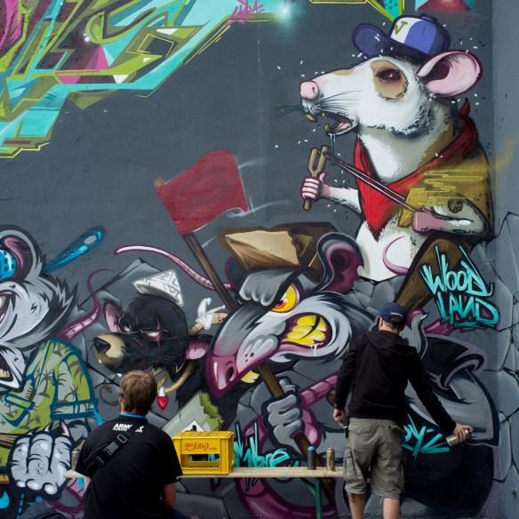 2013-06-15 X100 Graffiti Meeting of Styles Mainz-Kastel 070