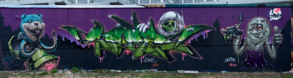 2013-04-17 X100 Graffiti Schlachthof Wiesbaden 011