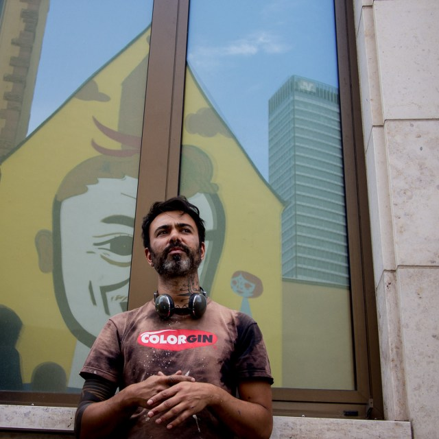 Street-Art Brazil Schirn