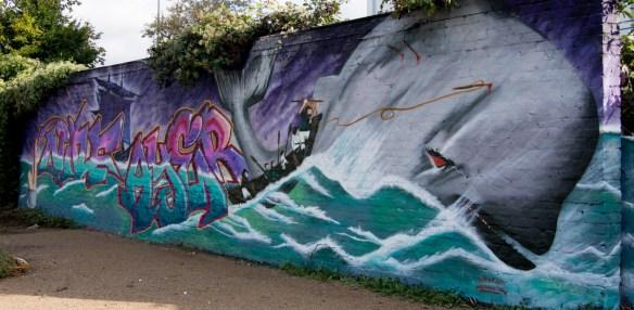 Urban Disturbance Graffiti