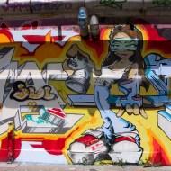 2001-06-26 G1 Graffiti Schlachthof Wiesbaden 027