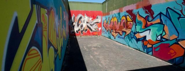 2009-07-13 D700 Graffiti Gießen Air Base 133