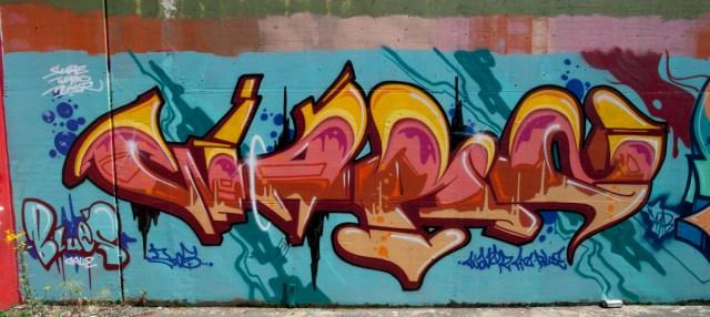 2009-07-13 D700 Graffiti Gießen Air Base 136