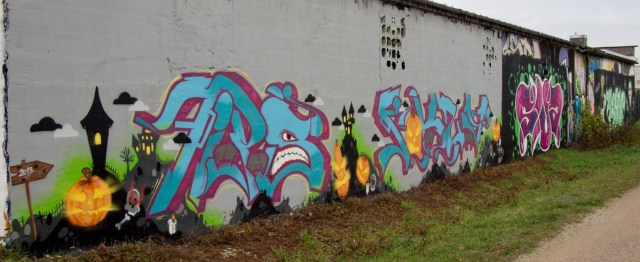 Worms Graffiti