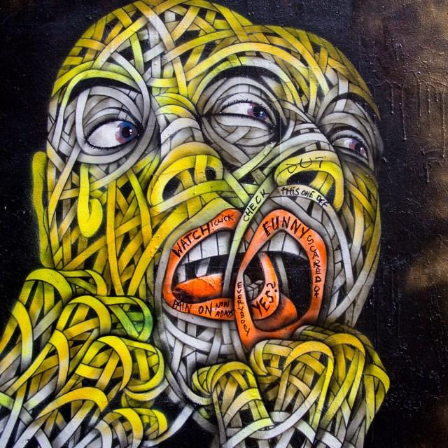 Berlin Streetart
