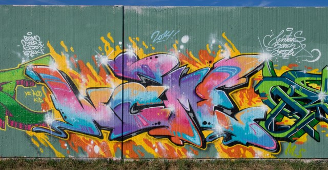 Graffiti Bad Vilbel