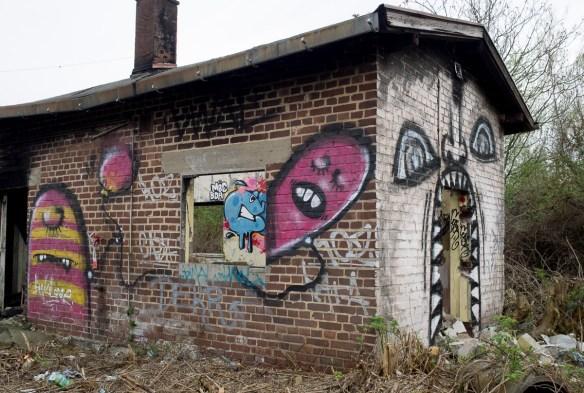 2014-04-03 EM1 Graffiti Mainz-Kastel 0009