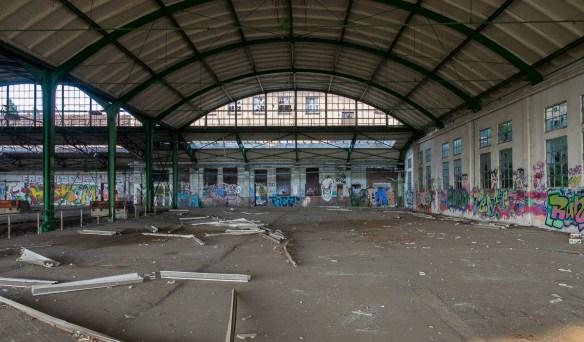 Leipzig Alter Postbahnhof