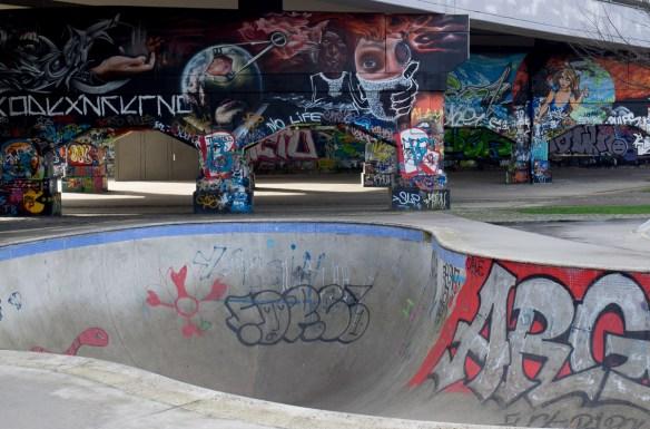 Graffiti und Streetart Antwerpen