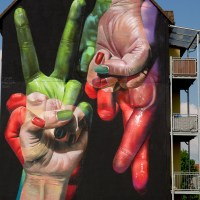 Streetart & Graffiti in Erfurt