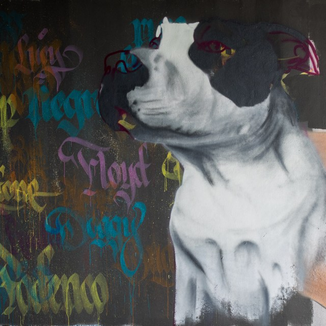 2014-05 EM1 Graffiti Frankfurt Friedensbrücke 009