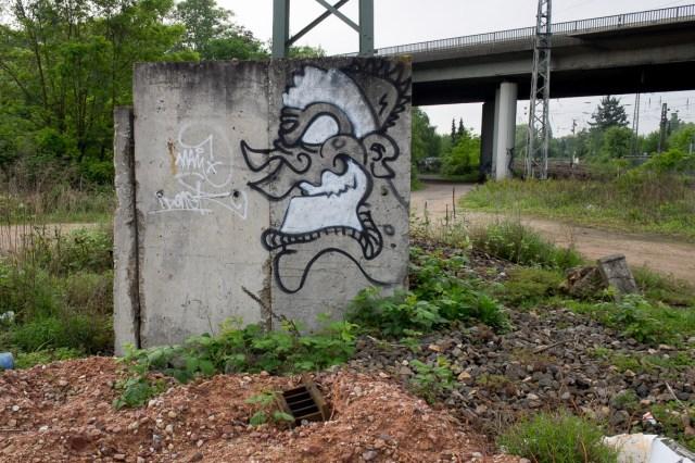 Hanau Graffiti