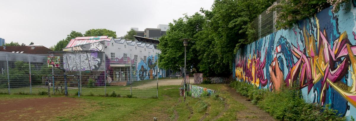 Frankfurt - Jugendhaus am Bügel