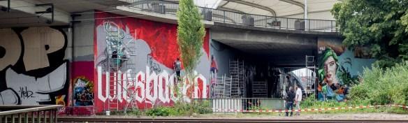 Mainz-Kastel - Brückenkopf