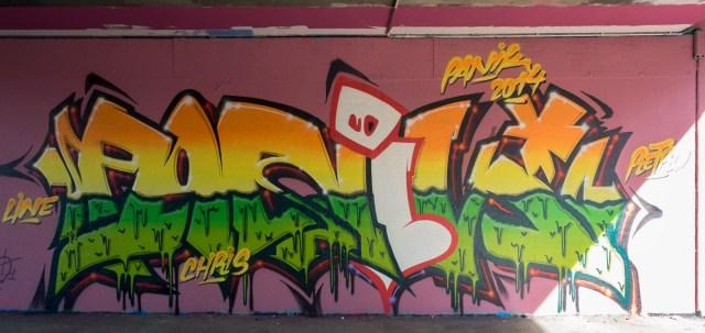 Graffiti Mainz-Kastel