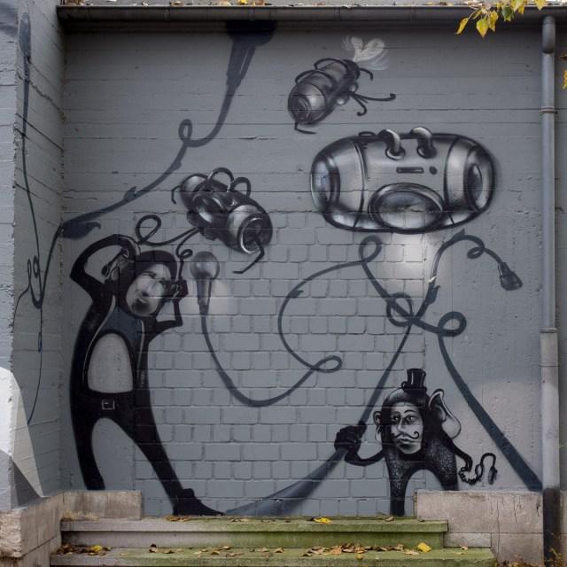 Graffiti Frankfurt Höchst