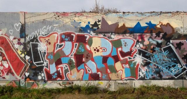 Graffiti Bad Vilbel Dortelweil