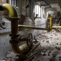 Ruheorte - Unruhige Zeiten für das ehemalige Heizkraftwerk in Frankfurts Norden