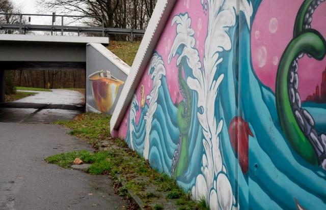 Graffiti Schwanheim