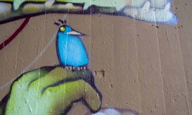 Graffiti Wiesbaden Tannhäuserstraße