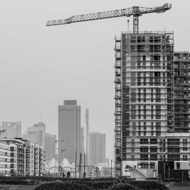 Frankfurt Europaviertel