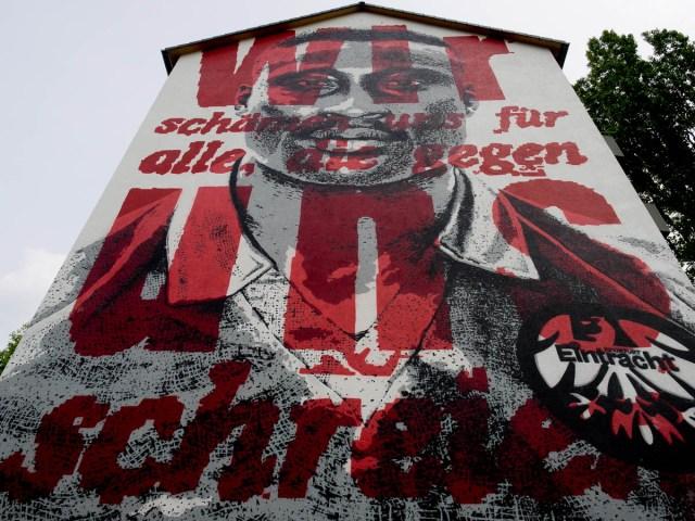 Graffiti Frankfurt Niederrad