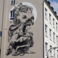 Graffiti in Köln/Ehrenfeld (Part 3/3) - Monumentales