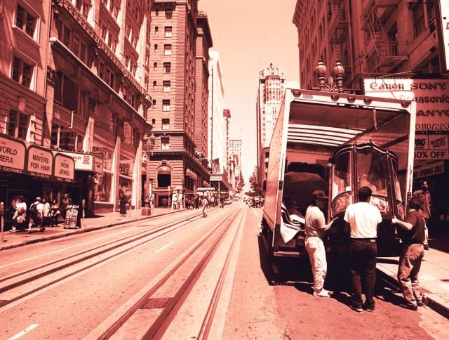 1996 San Francisco Chinatown