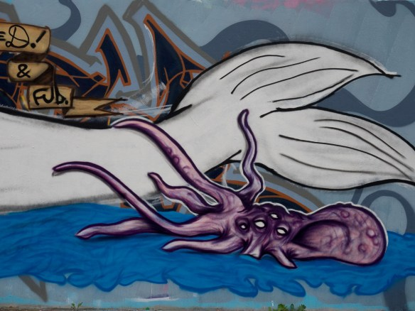 Graffiti Gelnhausen Hall of fame