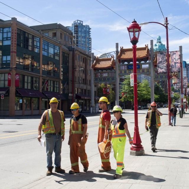 Reise Kanada Vancouver