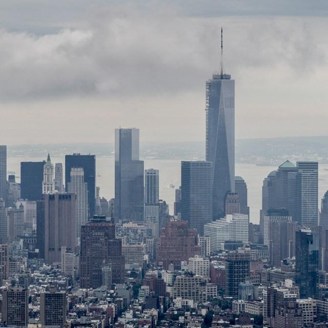New York 9/11 One World