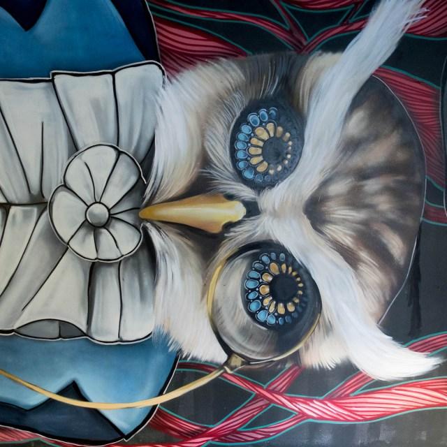 Graf Kauz von Sare im Atelierfrankfurt