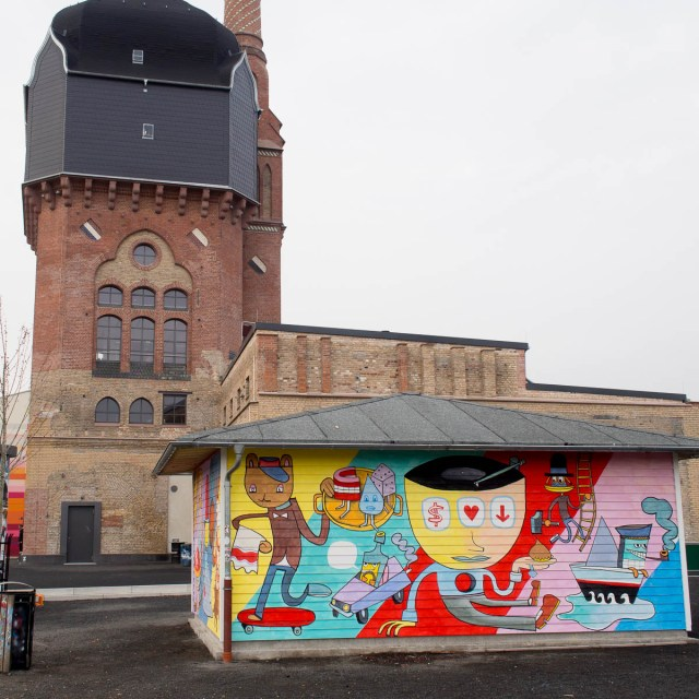 Wiesbaden Schlachthof