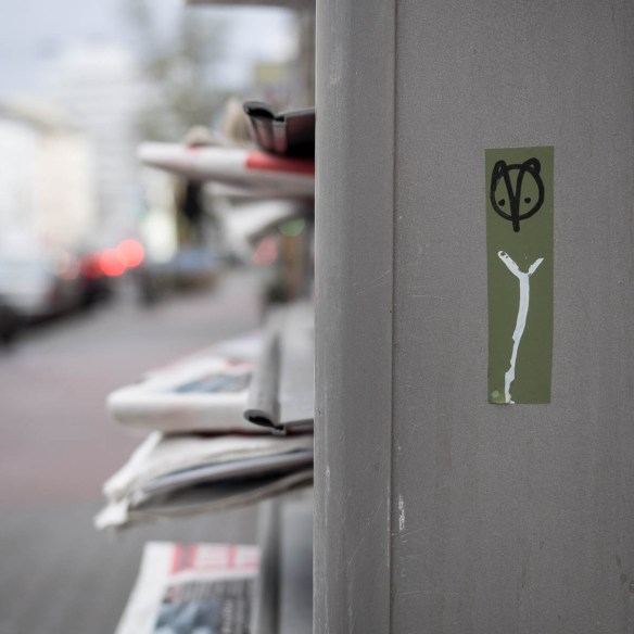 Frankfurt Streetart Graffiti