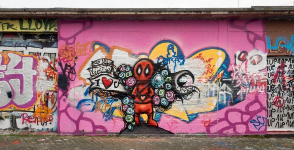 Graffiti Bad Vilbel Creepworld