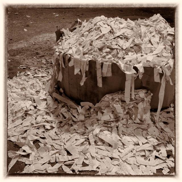 Papierfabrik Lost Places