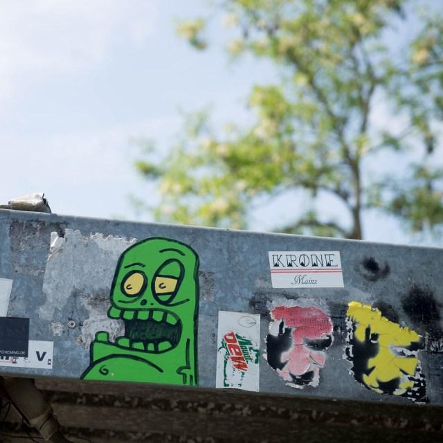 Graffiti Mainz