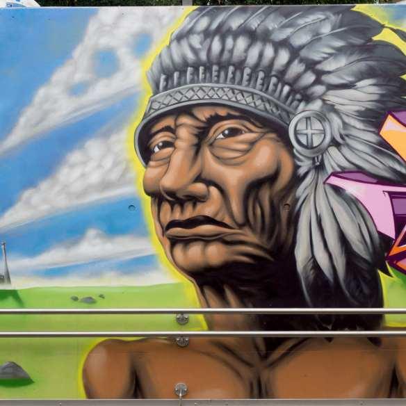 Graffiti Gelnhausen Lack & Lines 2016